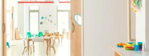 seguridad escuela infantil