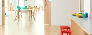diseño de espacios infantiles