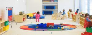 seguridad educación infantil