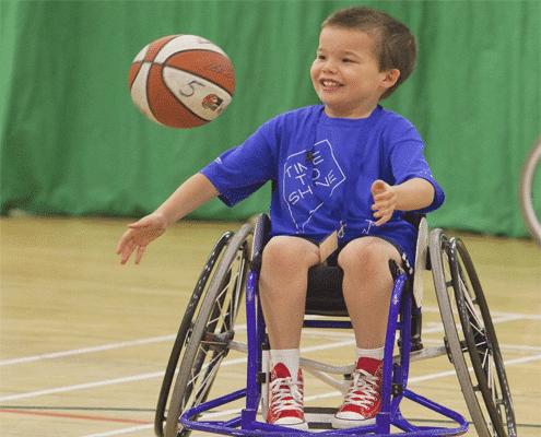accesibilidad deporte escolar