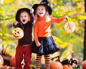 seguridad infantil en halloween