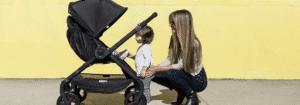 seguridad vial para bebés